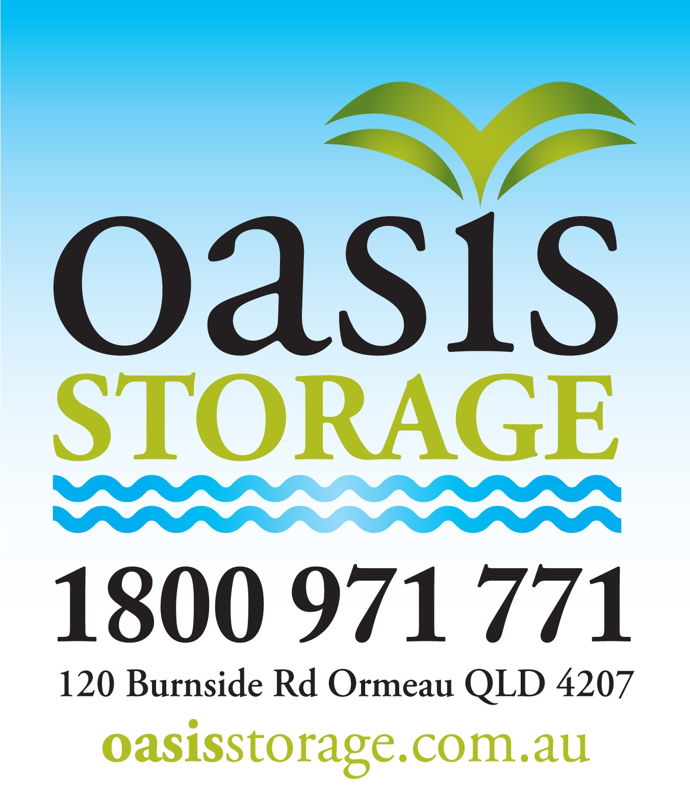 Oasis Storage Pty Ltd