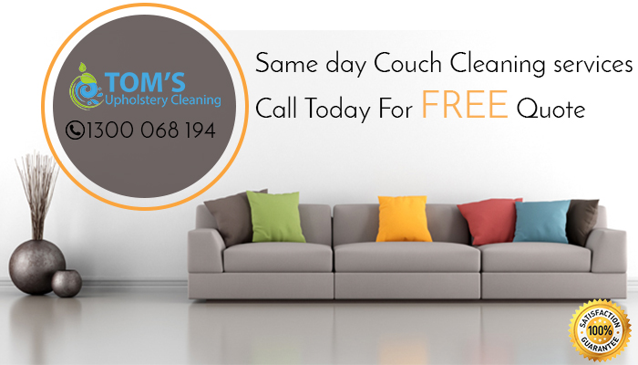Toms Couch Steam Cleaning Balwyn | Upholstery Cleaning Balwyn