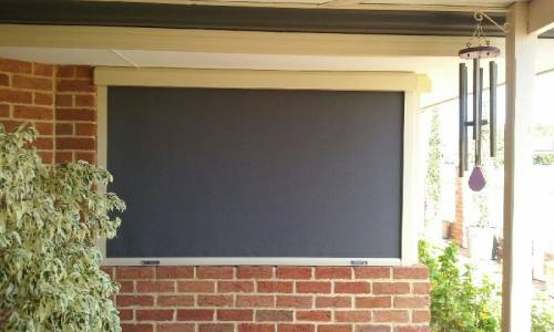 Aussie Outdoor Alfresco/café Blinds