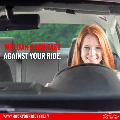Hock Your Ride Brisbane