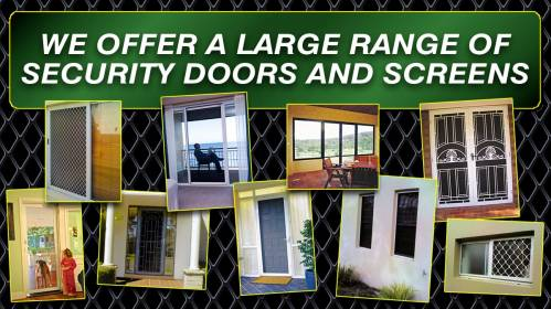 Aus-Secure Perth Security Doors, Screens & Gates